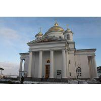 Реализация проекта оснащения микрофонно-акустической системой Алексеевской церкви Благовещенского монастыря Нижнего Новгорода