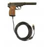 Стрелковый тренажер СТК Боец 2.1.2 1ПМ+1АК стационарный