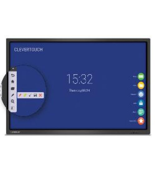 "CleverTouch Панель 86"" V-Series"