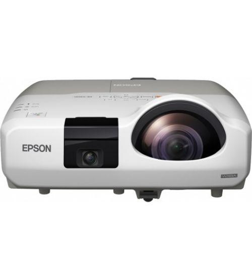 Короткофокусный интерактивный проектор Epson EB-436Wi