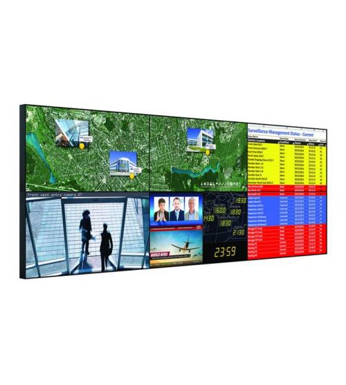 Профессиональная LCD Panel Christie FHD461-X (1920 x 1080, 700 nits, 4000:1, 23кг.)