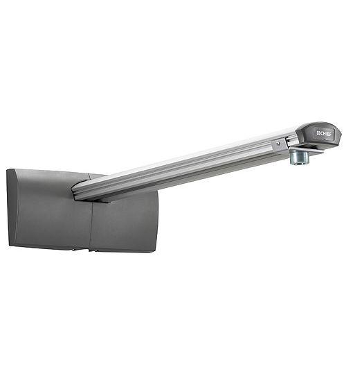 CHIEF WP22S рельсовый настенный кронштейн, вынос 6-99см, нагрузка до 11кг, наклон к стене до +4° / -0°, горизонтальный сдвиг до 44мм