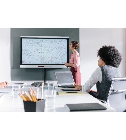 Интерактивный дисплей модель SPNL-6265P с технологией iQ и SMART Meeting Pro