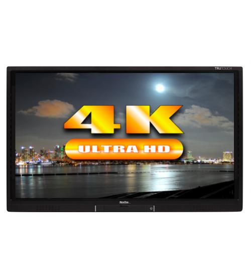 Интерактивная LED панель Newline TruTouch TT-7516UB: 75″ дюймов, 4K, 10 касаний