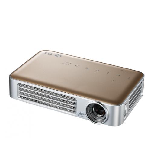 Ультрапортативный LED-проектор Vivitek Qumi Q6 (золотой)
