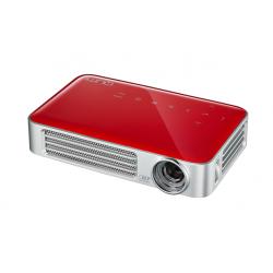 Ультрапортативный LED-проектор Vivitek Qumi Q6 (красный)
