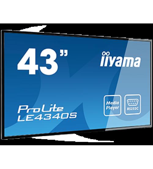 Профессиональный дисплей Iiyama LE4340S-B1