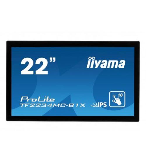 Профессиональный дисплей Iiyama TF2234MC-B1X