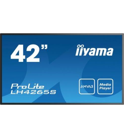 Профессиональный дисплей Iiyama LH4265S-B1