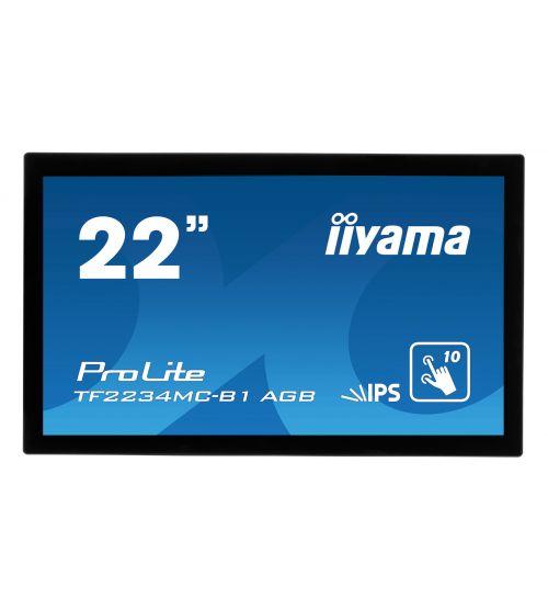 Профессиональный дисплей Iiyama TF2234MC-B1AGB