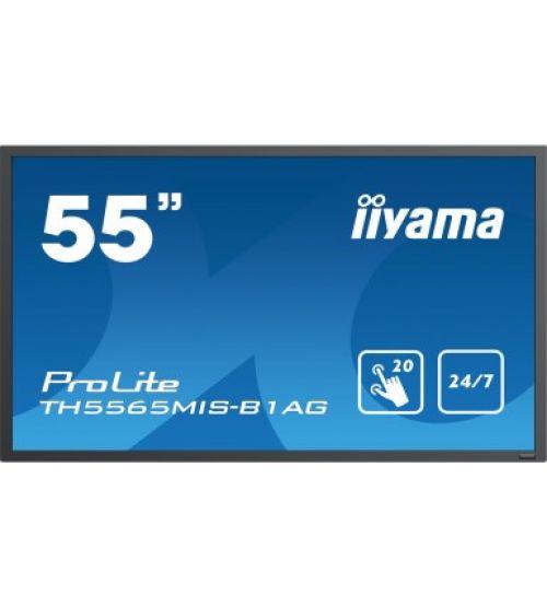 Профессиональный дисплей Iiyama TH5565MIS-W1AG