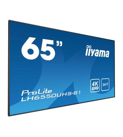 Профессиональный дисплей Iiyama LH6550UHS-B1