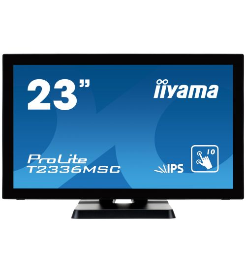 Профессиональный дисплей Iiyama T2336MSC-B2