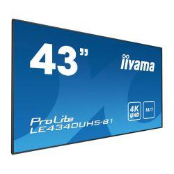 Профессиональный дисплей Iiyama LE4340UHS-B1