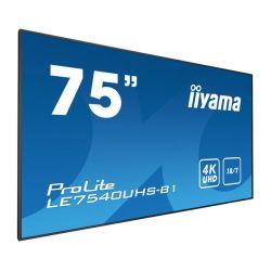 Профессиональный дисплей Iiyama LE7540UHS-B1