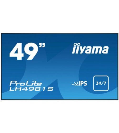 Профессиональный дисплей Iiyama LH4981S-B1