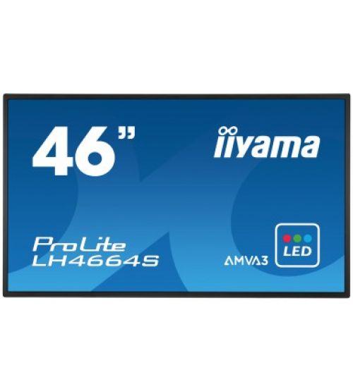 Профессиональный дисплей Iiyama LH4664S-B1