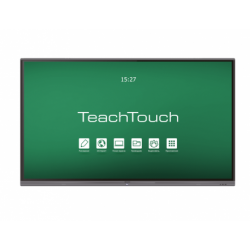 "Интерактивная панель TeachTouch 4.0 SE 65"", UHD, 20 касаний, Android 8.0"