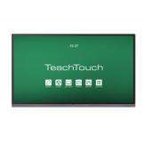 "Интерактивная панель TeachTouch 4.0 SE 75"", UHD, 20 касаний, Android 8.0"