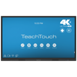 "Интерактивный комплекс TeachTouch 4.5SE-IL 75"", ПК Intel Core i5 / DDR4 8GB / SSD 256 GB / Windows 10"