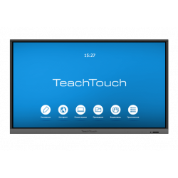 "Интерактивная панель TeachTouch 3.5 65"", UHD, 20 касаний, Android 7.0"