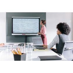 Интерактивный дисплей модель SPNL-6265P с технологией iQ и SMART Meeting Pro.