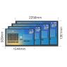 Интерактивная ЖК-панель Newline TruTouch TT-6518RS.