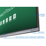 "Интерактивная панель TeachTouch 4.0 55"", UHD, 20 касаний, Android 8.0"