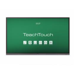 "Интерактивная панель TeachTouch 4.0  65"", UHD, 20 касаний, Android 8.0"