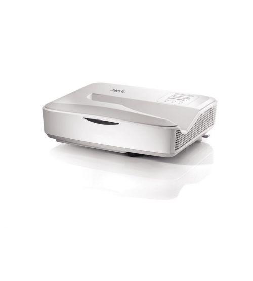 Мультимедийный ультракороткофокусный лазерный проектор SMART UL110W.