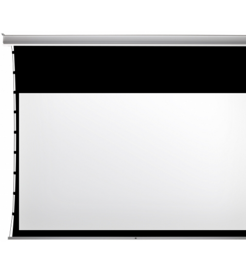 "Kauber InCeiling Tensioned BT Cinema 104"" 16:9 129x230 см. дроп 50 см., Peak Contrast S"
