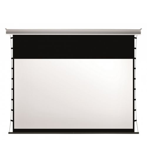 """Kauber InCeiling Tensioned BT Cinema 122"""" 16:9 152x270 дроп 60 см. Clear Vision"""