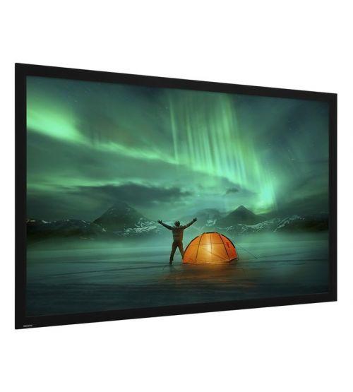 "Projecta HomeScreen Deluxe 81"" 16:9 102x180 HD Progressive 0.9."
