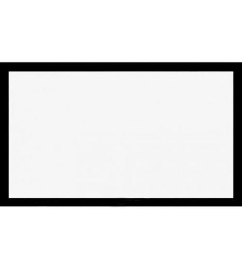 "Cima Stewart на раме 123"" 16:9 153x272 NEVE™ (WHITE)"