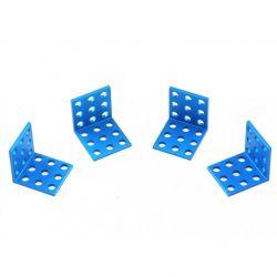 Кронштейн Bracket 3х3-Blue (4 шт.)