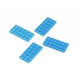 Пластина Plate 3*6-Blue (4 шт.)