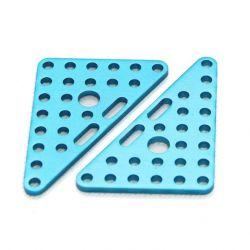 Треугольная пластина Triangle Plate 6*8 (Pair)