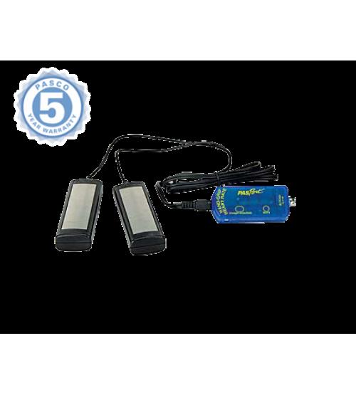 Цифровой датчик: Ручной сенсор частоты сердечного ритма PASCO