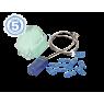 Цифровой датчик частоты дыхания (с маской) PASCO