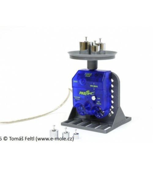 Веселая наука: лабораторные весы для цифрового датчика силы PASCO