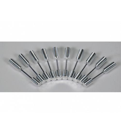 Комплектующие: Образец для растяжения, алюминий (10 шт.) PASCO