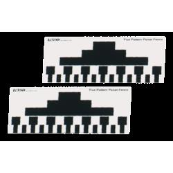 Аксессуары: Флажок для динамической тележки PASCO (2 шт.)