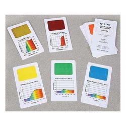 Аксессуары: Фильтры и карточки для микшера цветового PASCO