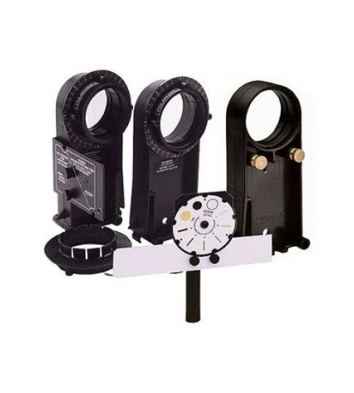 Набор из щелевой диафрагмы и поляризаторов для оптической системы PASCO