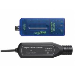 Цифровой датчик альфа/бета/гамма радиации PASCO