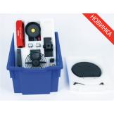 Комплект для проведения экспериментов со Smart-тележкой (красной) PASCO
