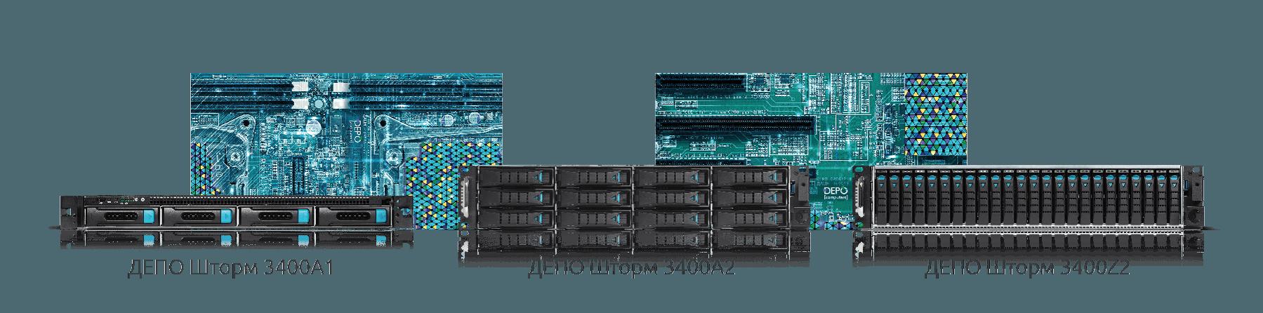 Поставка серверного оборудования для школ
