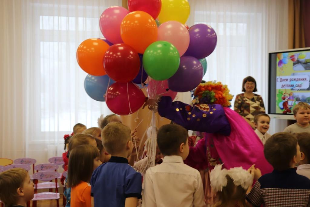 Новый детский сад в Нижегородской области, оснащение оборудованием СитиМедиа